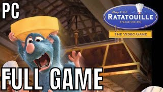 Ratatouille [PC/PS2] - Full Game Walkthrough (No Commentary Longplay)