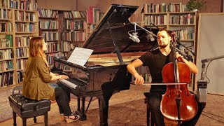 John Legend All Of Me Piano Cello Brooklyn Duo
