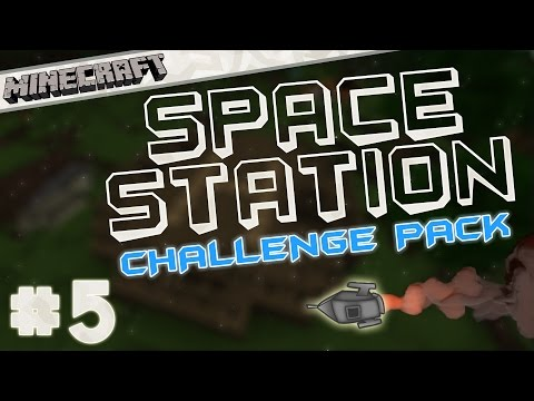 [1.7.10] Space Station Challenge Pack! - Part 5 - Mob Troubles