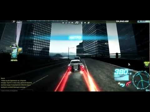 Need For Speed World Porsche 911 GT2 997 380км/ч.avi