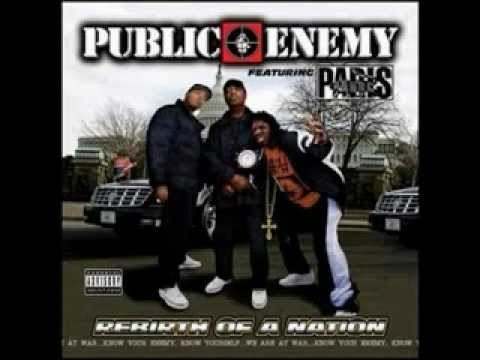 Public Enemy - Watch The Door