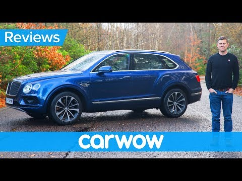 Bentley Bentayga SUV 2018 in-depth review   Mat Watson Reviews