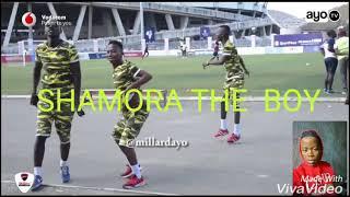 Sholo mwamba ft diamond