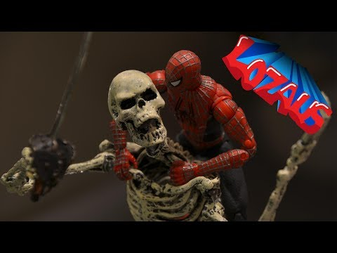 SPIDERMAN Stop Motion Part 5 TRAILER