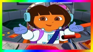 Dora and Friends The Explorer Cartoon 💖 Journey To The Cheese Planet Adventure as a Cartoon !