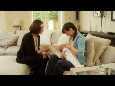 How To Breastfeed Your Baby Part 2 - Philips AVENT Breast Pumps
