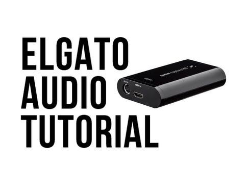 Elgato Audio Balance & Game Chat Recording Tutorial