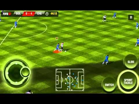 Galaxy s2 FIFA 2012 16MSAA Chainfire 3D