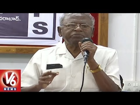 Dalit Leaders Demands Telangana Govt To Lift Expulsion On Kathi Mahesh | V6 News
