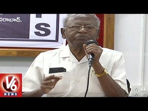 Dalit Leaders Demands Telangana Govt To Lift Expulsion On Kathi Mahesh | V6 News