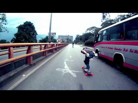 Longboarding: Gnarly Medallo