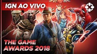 THE GAME AWARDS 2018 AO VIVO - com tradução em PORTUGUÊS (Parte 1)