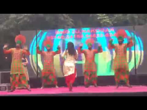 No. 1 Punjabi Girl Dance