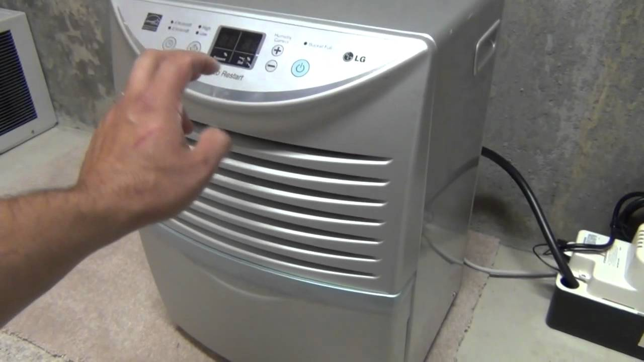 Dehumidifier Pump Youtube