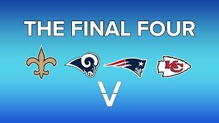 The Final Four! | Violator Sports Divisional Playoffs