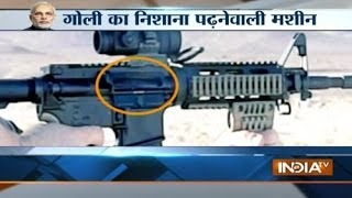 Narendra Modi Govt Plans to Give Military New Weapons