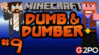 Dumb and Dumber on Minecraft - Lighthouse Secrets Ep.9 | Castaway Island