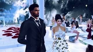 The Wedding of Ally & Roy Mildor Second Life