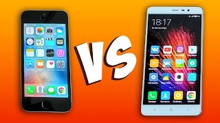 iPhone 5S vs Xiaomi Redmi Note 3 Pro - ЧТО ЛУЧШЕ?