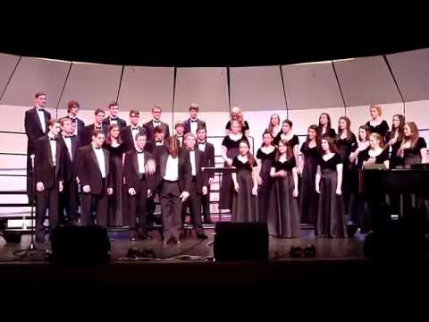 Winter's Heart performed at Colfax High School's...