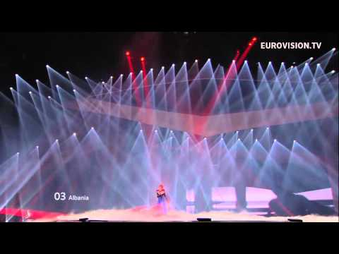 Rona Nishliu - Suus - Live - Grand Final - 2012 Eurovision Song Contest