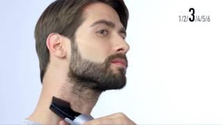 Tutorial barba: Corte de Barba moderna