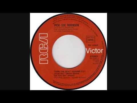 Vickie Sue Robinson - Turn the beat around (1976)