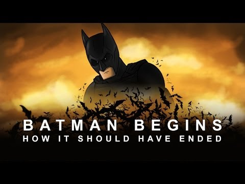 How Batman Begins Should Have Ended - Download it with VideoZong the best YouTube Downloader