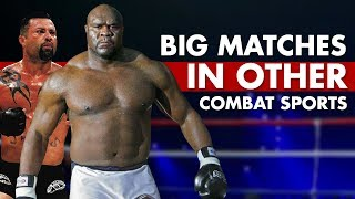 10 Times Big MMA Star Matches Happened in Other Combat Sports