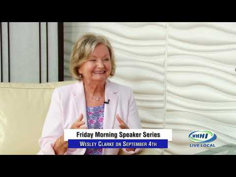 TALK OF THE TOWN | Margaret McManus, World Affairs Council of Hilton Head | WHHITV