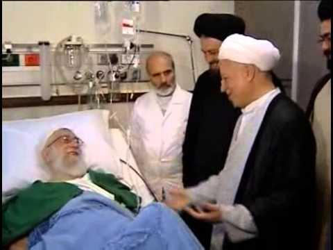 عیادت سران قوا و رئیس مجمع از رهبر معظم انقلاب