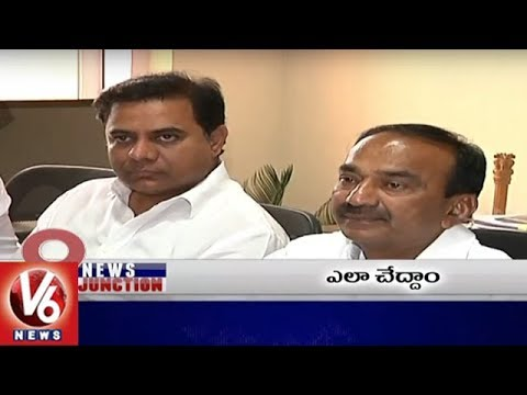9PM Headlines | Telangana Cabinet Meeting | Rajnath On Steel Plants | TTD Darshan |  V6 News