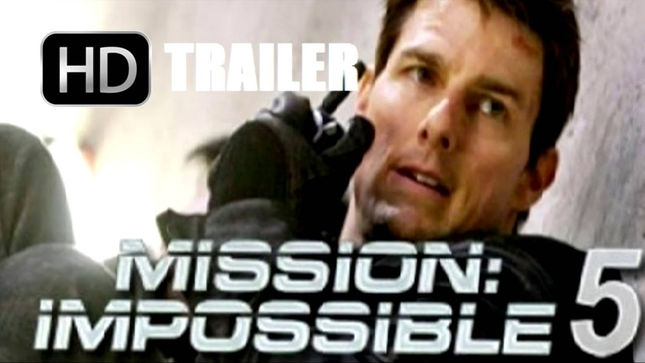 Mission Impossible 5 2015 Mission Impossible 5 2015