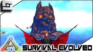 ARK: Survival Evolved - DEMON ISLAND! S4E24 ( The Center Map Gameplay )