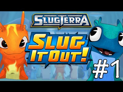 Slugterra Slug it Out! #1 - SPECIAL GIVEAWAY Episode (Puzzle Combat iOS / Android)
