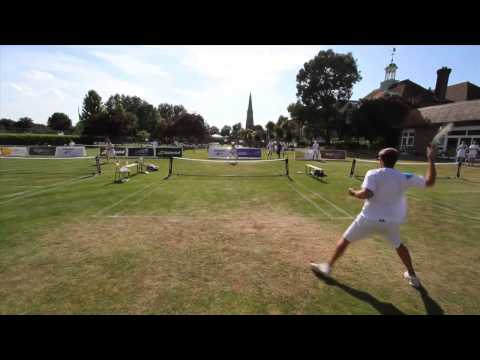 These are the top ten touchtennis rallies of 2013. Some amazing shots and battles that anyone would be proud of. Sean Thornley takes the coveted No1 spot.