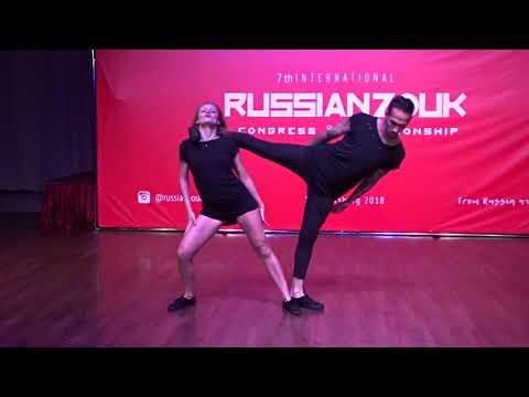 RZCC2018 Anastasia & Carlos in Performance ~ Zouk Soul
