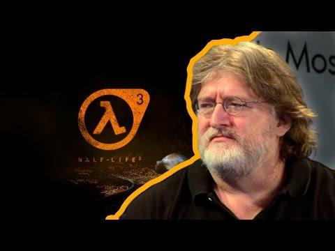 HALF-LIFE 3 на GDC 2015 (Тайна Гейба раскрыта!)