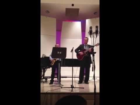 Angry Birds on the Alto Sax at 2012 Recital