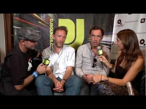 2ManyDJs @ The DJ Awards 2011