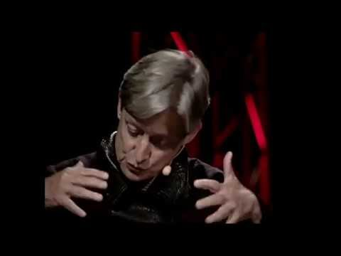 Judith Butler gives the talk: Performing the political at The First Supper Symposium; Second Course