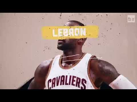 How LeBron James won the 2016 NBA Finals MVP