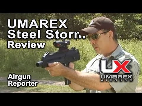 Steel Storm - Airgun Reporter