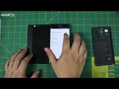 รีวิว: เคสมือถือ Note 4 ยี่ห้อ Baseus รุ่น Bloom Case