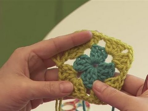 How To Make A Granny Square video