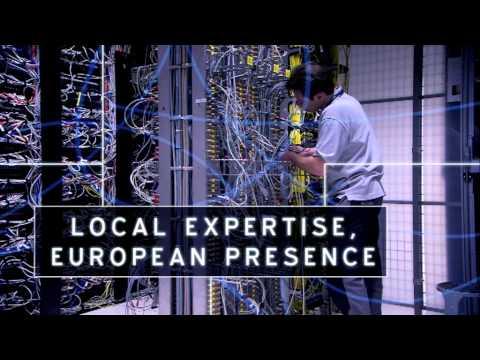 Interxion Belgium datacenter