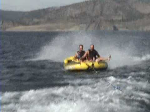 Water Tube Crashes