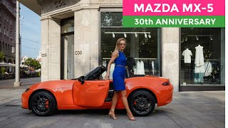 Mazda MX5 30th Anniversary Edition  - best out of Miata?