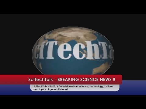 SCITECHTALK BREAKING SCIENCE NEWS: Gravitational waves may have been discovered !!  2016-01-13