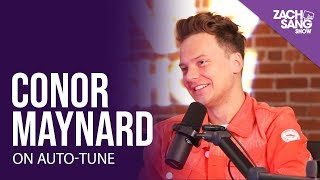 Conor Maynard on Auto-Tune & Why Artists Use It